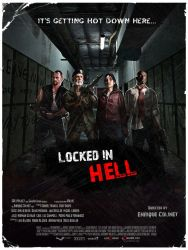 Locked In Hell - Poster