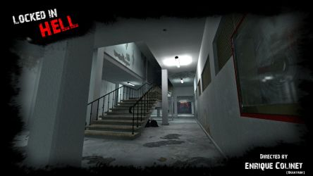 Locked in Hell - Survival level for Left 4 Dead