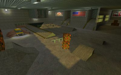 Counter-Strike - Skate-strike